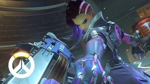 NEW HERO – COMING SOON Introducing Sombra Overwatch