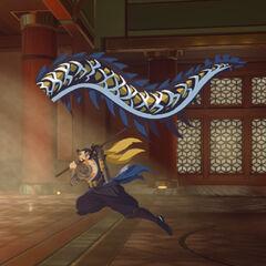 Dragon Dance (Hanzo)