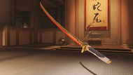 Genji nihon golden dragonblade