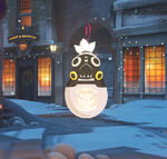 Winter Wonderland - Roadhog - Ornament spray