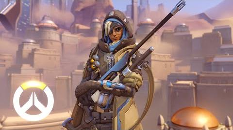 NEW HERO - COMING SOON Introducing Ana Overwatch