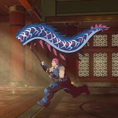 Dragon Dance (Zarya)