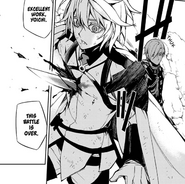 Shinya stabs Mika