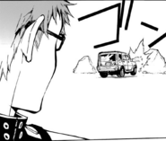 Yu failing at driving