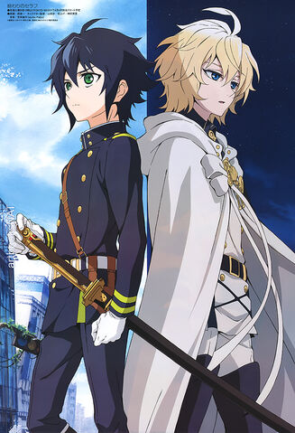 File:Seraph of the End poster from Animedia Magazine.jpg