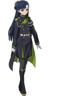Shigure Yukimi (Anime)