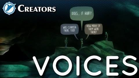 OXENFREE Part 4 Characters & Voices