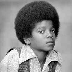 Michael as a Child