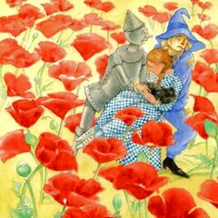 Poppies of Oz will kill you...