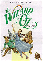 Oz on ice poster