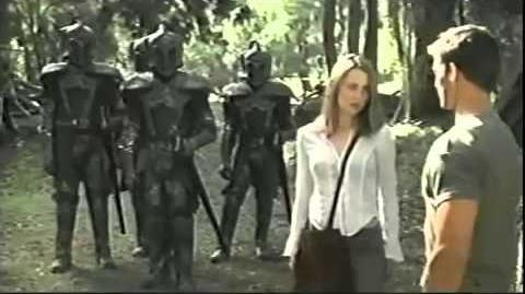 Melissa George in; LOST IN OZ, cancelled 2002 pilot (tv series)