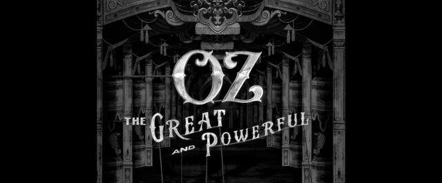 File:OzGreatandPowerfulOpeningTitle.jpg