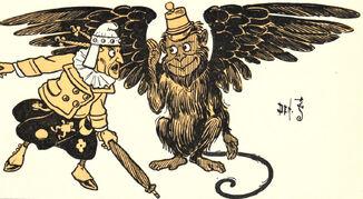Winged Monkeys 2