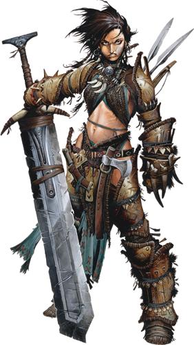Barbarian - Amiri