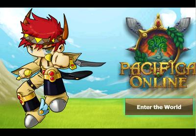 Pacifica Online-Login screen-Bandit