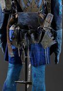 Scavenger (Carl) Costume Lot-11