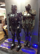 Pacific rim armor