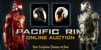 Pacific Rim Auction