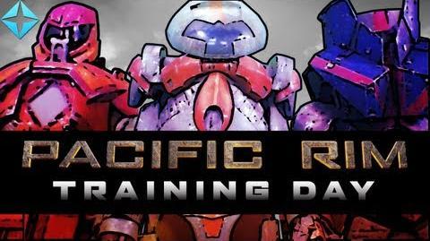 Pacific Rim: Training Day