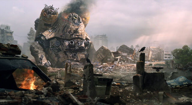Image - Horizon Brave Destroyed.jpg | Pacific Rim Wiki ...