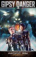 Pacific Rim Facebook Poster 17