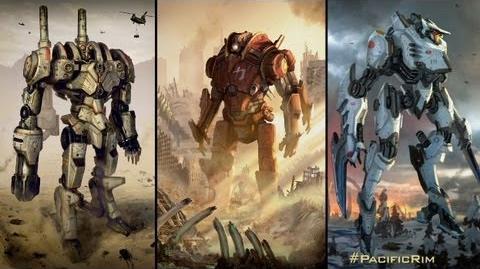 """Pacific Rim - """"Jaegers Mech Warriors"""" Featurette"""