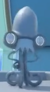 Professor Pac Alien 08