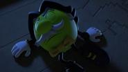 President Spheros Sleeping