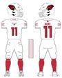 Cardinals white uniform