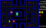 Pac-Man (FM-7) (MAME 0.180) (640 x 400)
