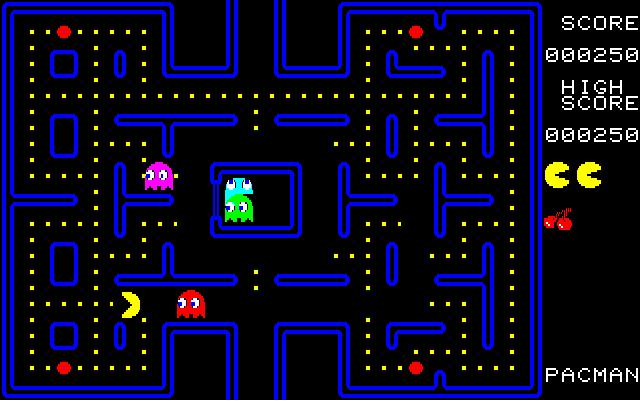 File:Pac-Man (FM-7) (MAME 0.180) (640 x 400).png