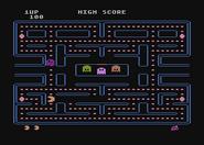 Pac-Man (Atari 8-bit) (Atari800 v3.0.0)