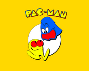 Pacman traditional 1280x1024