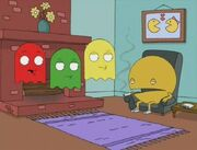 Family Guy Pacman