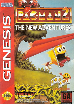 File:Pac-Man 2 - The New Adventures Coverart.png
