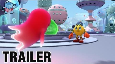 PAC-MAN and the Ghostly Adventures Official Trailer
