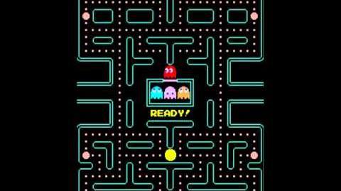 MAME Pacman Plus (with speedup hack) 5 minutes of mayhem