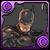 No.932  バットマン+バットラング(蝙蝠俠+蝙蝠鏢)