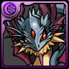 No.034  ブラックドラゴン(漆黑龍)