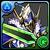 No.1652  翠氷の鎧騎士・ミューズ(翠冰之鎧騎士・繆斯)