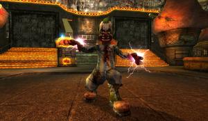 Clown in Loony Park