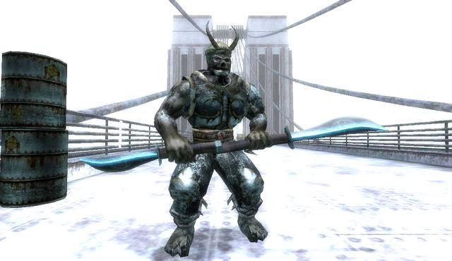 File:Evil Samurai in Snowy Bridge.png