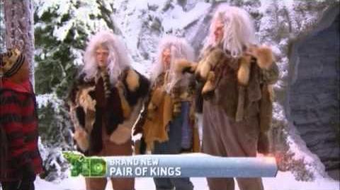 """""""Pair of Kings"""" episode promo """"Yeti, Set, Snow"""""""