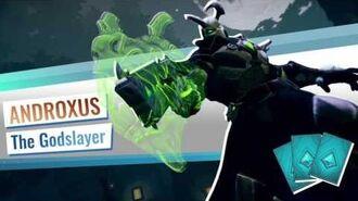 Paladins - Champion Teaser - Meet Androxus