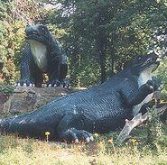Iguanodons crystal palace email