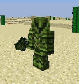 Cactus Axe ss