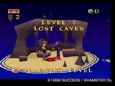 Lost Caves PSN-upload