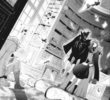 MangaVan13 - Ruthven unleashes his power