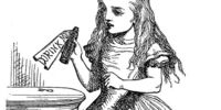 Similarities (Pandora Hearts-Alice in Wonderland)