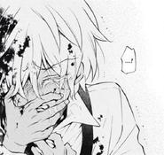 MangaVan9 - Noe crying